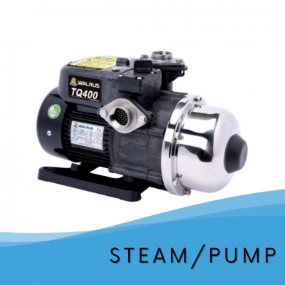 Steam/Pump