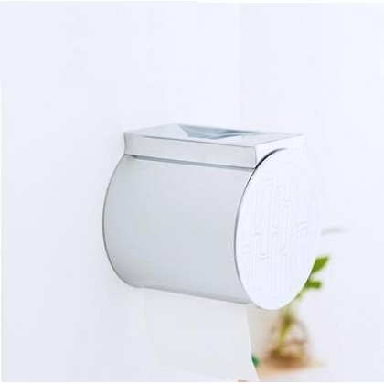 K-15466T-CP KOHLER TOOBI TOILET TISSUE HOLDER CUM SOAP DISH