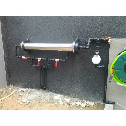 "4"" SS MEMBRANE FILTER"