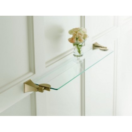 K-488T KOHLER MEMOIRS STATELY GLASS SHELF