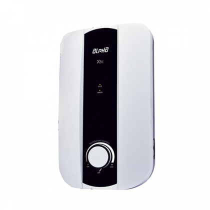 ALPHA X5 E Water Heater without Pump