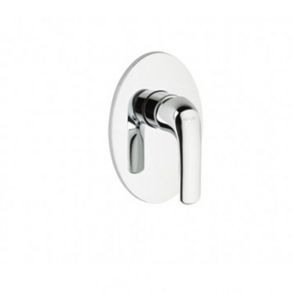 K-18009T-4-CP KOHLER NATEO 40MM RECESSED SHOWER FACE PLATE